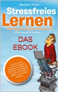 Das Buch Stressfreies Lernen jetzt auch als Ebook